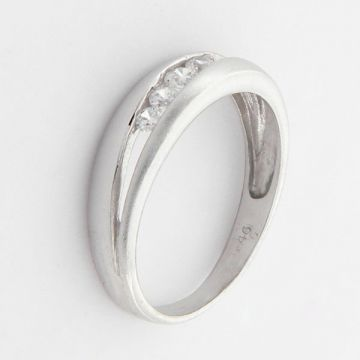 Ring White Gold 14ct