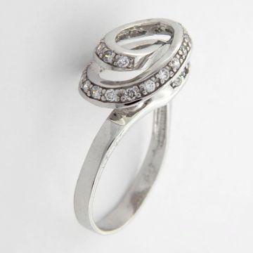 Ring White Gold 14ct