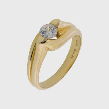 Ring Yellow Gold 14ct