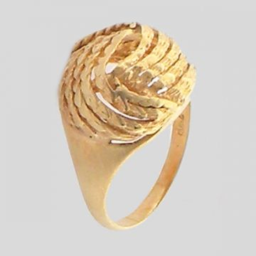 Ring Yellow Gold 18 ct