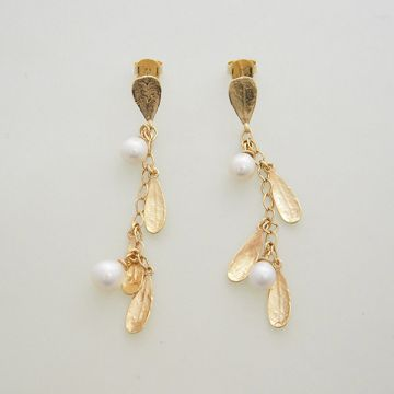Earrings Yellow Gold 14ct