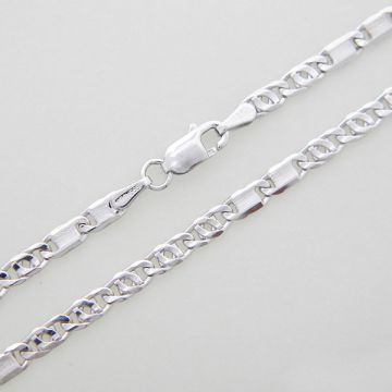 Chain White Gold 14ct