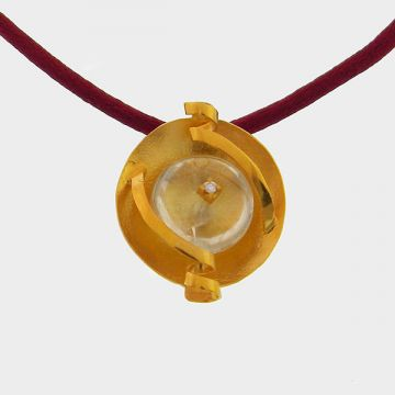 Pendant Yellow Gold 18ct