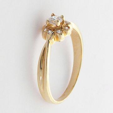 Ring Yellow Gold 14ct