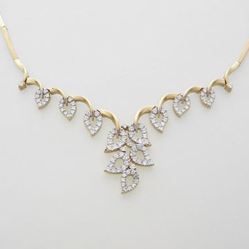 Necklase Set Gold 14ct