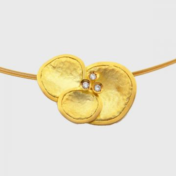 Necklace Yellow Gold 18ct