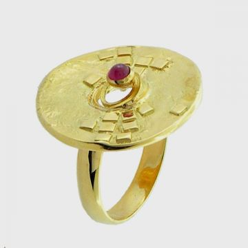 Ring Yellow Gold 18ct