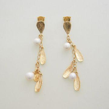 Earrings Yellow Gold 14ct