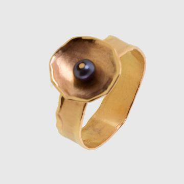Δαχτυλίδι Χρυσό 18κ
