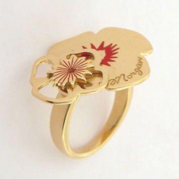 Δαχτυλίδι από ορείχαλκο